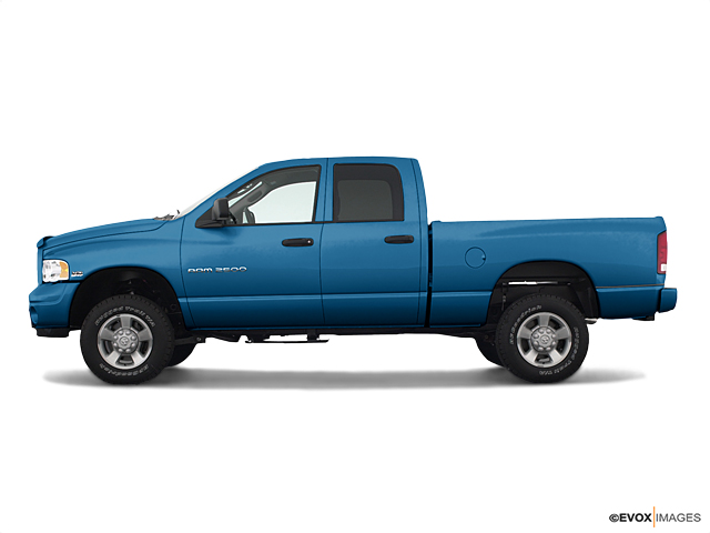 2004 Dodge Ram 2500 Vehicle Photo in Spokane, WA 99207