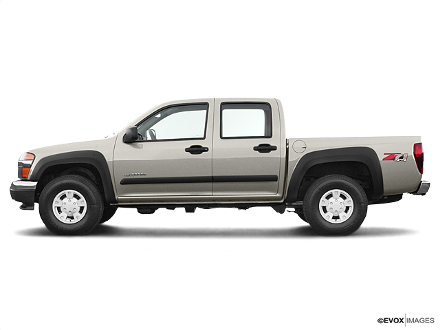 2005 Chevrolet Colorado Vehicle Photo in Tuscumbia, AL 35674