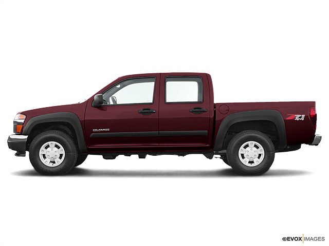2005 Chevrolet Colorado Vehicle Photo in Moon Township, PA 15108