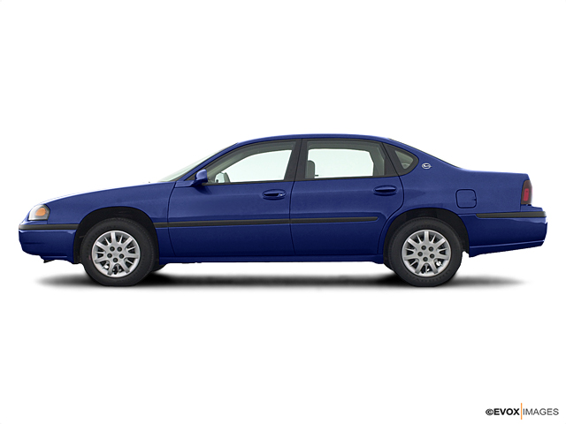 2005 Chevrolet Impala Vehicle Photo in Casper, WY 82609