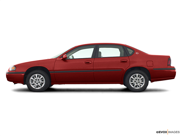 2005 Chevrolet Impala Vehicle Photo in Reese, MI 48757