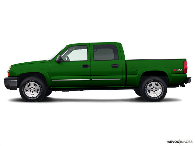 used 2005 chevrolet silverado 1500 4wd crew cab short box ls for sale in winchester ky near. Black Bedroom Furniture Sets. Home Design Ideas