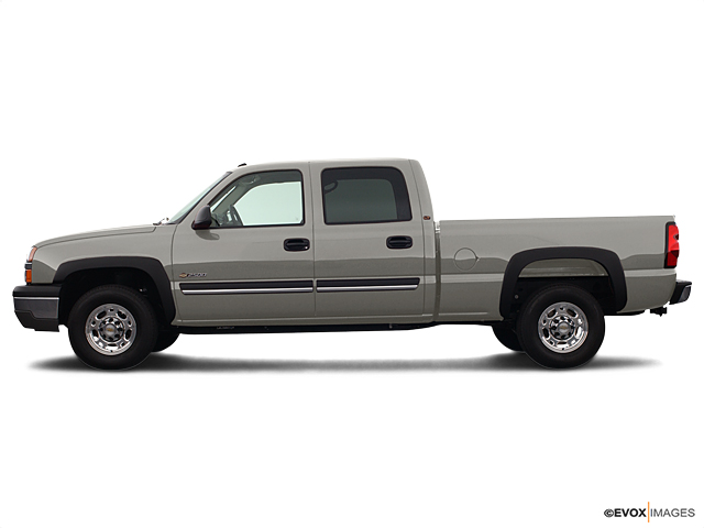 2005 Chevrolet Silverado 2500HD Vehicle Photo in San Angelo, TX 76903