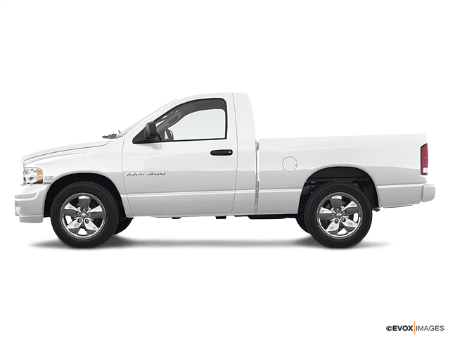 2005 Dodge Ram 1500 Vehicle Photo in San Angelo, TX 76903