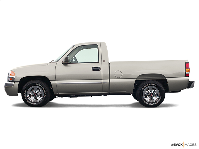 2005 GMC Sierra 1500 Vehicle Photo in Moon Township, PA 15108