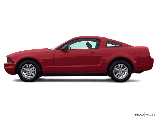 2005 Ford Mustang Vehicle Photo in Greenville, NC 27834