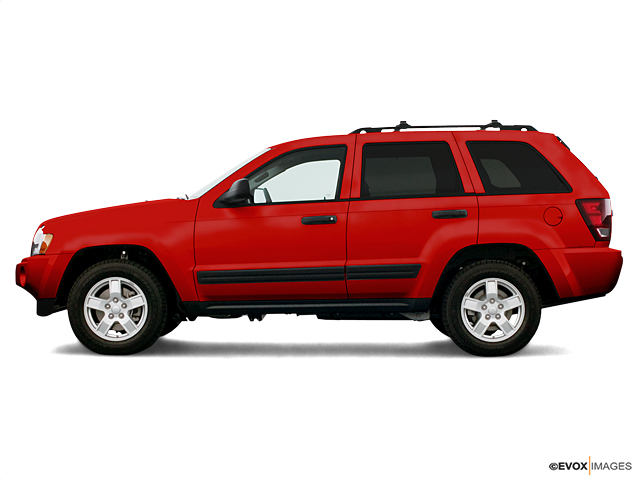 2005 Jeep Grand Cherokee Vehicle Photo in Richmond, VA 23231