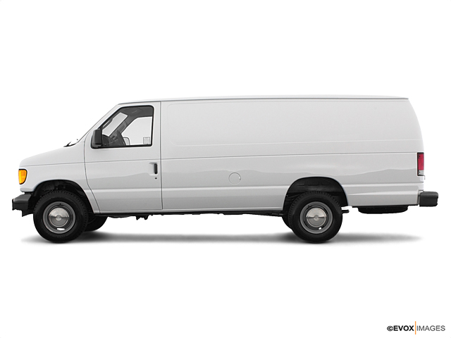 2005 Ford Econoline Cargo Van Vehicle Photo in Neenah, WI 54956-3151