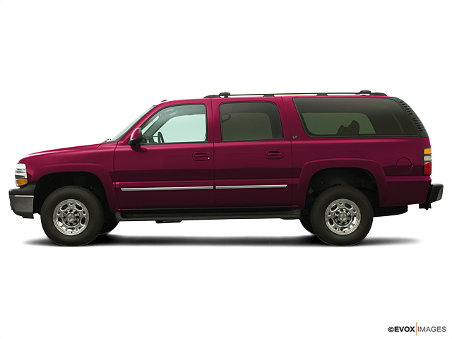 2005 Chevrolet Suburban Vehicle Photo in Lake Bluff, IL 60044