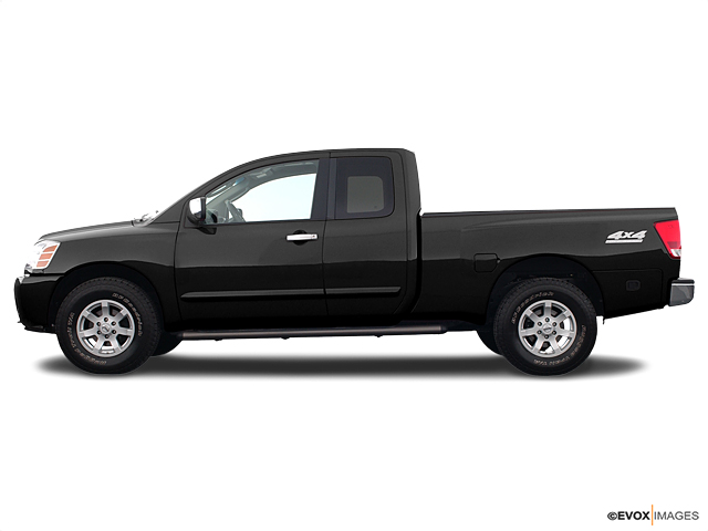 2005 Nissan Titan Vehicle Photo in Trevose, PA 19053