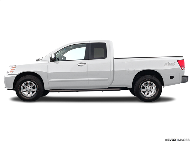 2005 Nissan Titan Vehicle Photo in Twin Falls, ID 83301