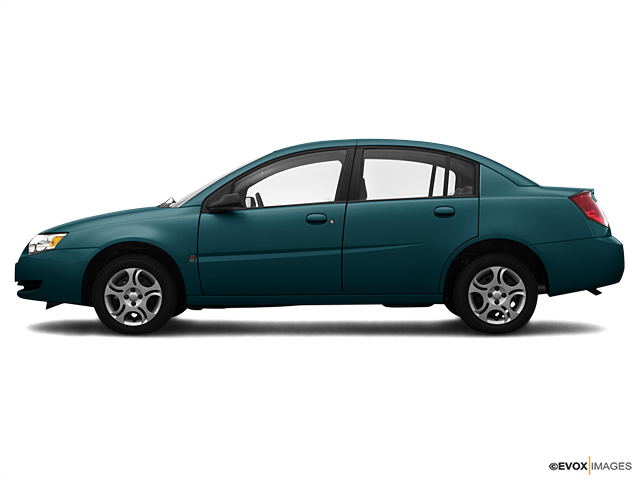 Certified 2005 Saturn Ion ION 2 4dr Sdn Auto dragonfly green exterior tan interior 4-speed automa