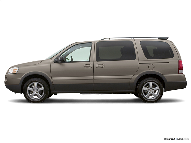 2005 Pontiac Montana SV6 Vehicle Photo in Joliet, IL 60435