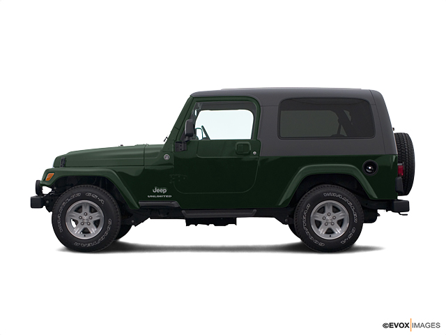 2005 Jeep Wrangler Vehicle Photo in Owensboro, KY 42303