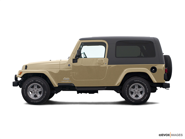 2005 Jeep Wrangler Vehicle Photo in Wasilla, AK 99654