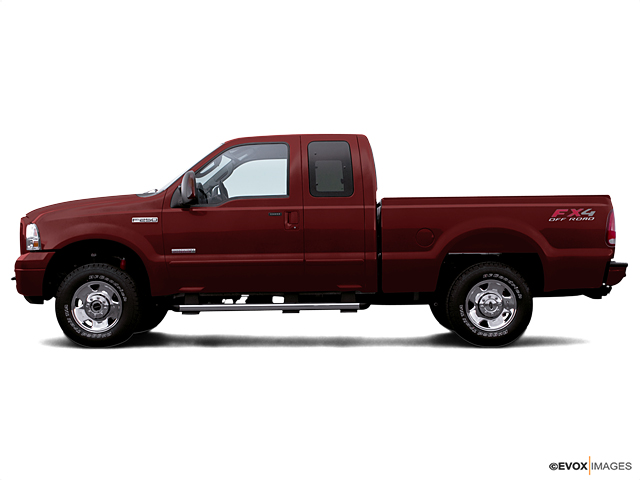 2005 Ford Super Duty F-250 Vehicle Photo in Danville, KY 40422