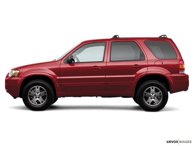 2005 Ford Escape Vehicle Photo in Colorado Springs, CO 80905