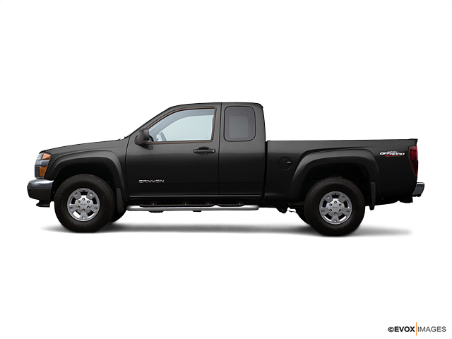 2005 GMC Canyon Vehicle Photo in Akron, OH 44303