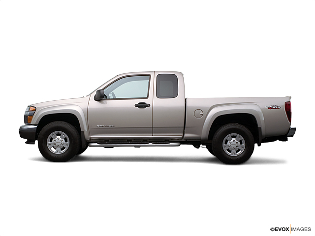 2005 GMC Canyon Vehicle Photo in Midlothian, VA 23112