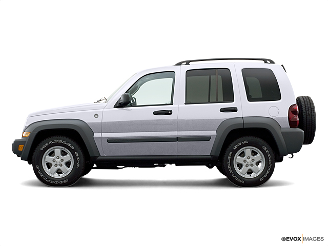 2005 Jeep Liberty Vehicle Photo in Colorado Springs, CO 80920
