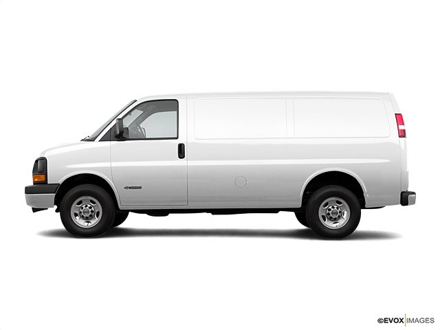 2005 Chevrolet Express Cargo Van Vehicle Photo in Baton Rouge, LA 70806