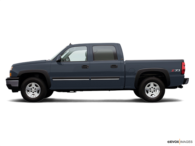 2006 Chevrolet Silverado 1500 Vehicle Photo in Bend, OR 97701