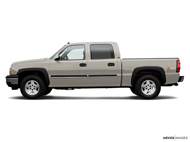 2006 Chevrolet Silverado 1500 Vehicle Photo in Casper, WY 82609