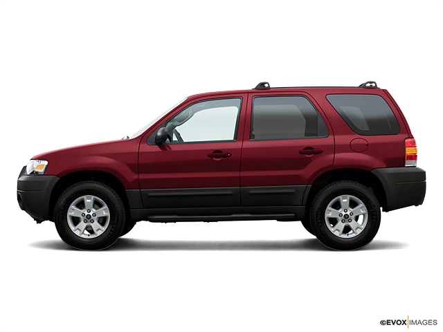 Used Red 2006 Ford Escape 4dr 3.0L XLT Sport 4WD for Sale ...