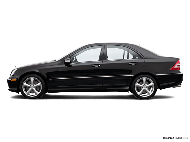 2006 Mercedes-Benz C-Class Vehicle Photo in Mount Vernon, OH 43050