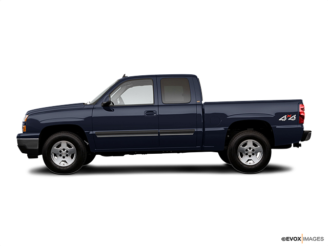 2006 Chevrolet Silverado 1500 Vehicle Photo in Trevose, PA 19053-4984