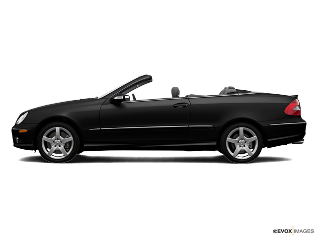 2006 Mercedes Benz CLK Class Vehicle Photo In Wilmington, NC 28403