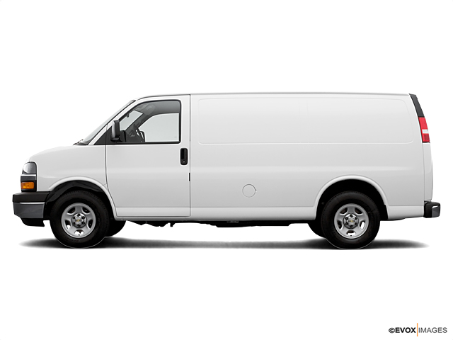 2006 Chevrolet Express Cargo Van Vehicle Photo in Anaheim, CA 92806