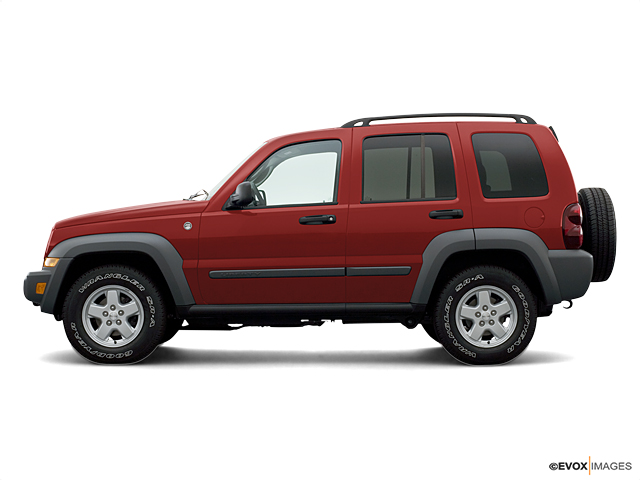 2006 Jeep Liberty Vehicle Photo in Greenville, NC 27834