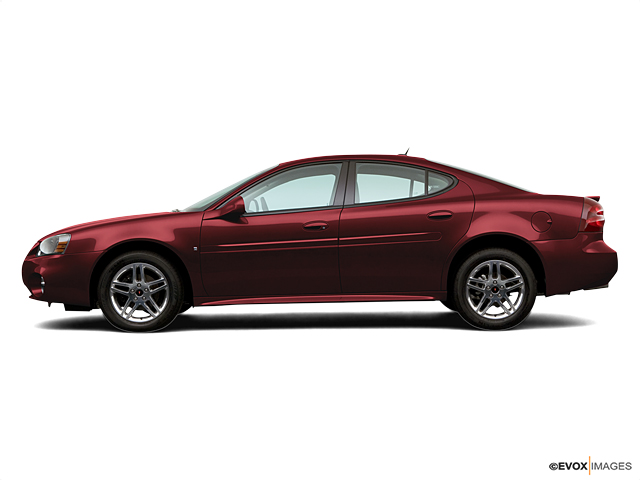 2006 Pontiac Grand Prix Vehicle Photo in Casper, WY 82609