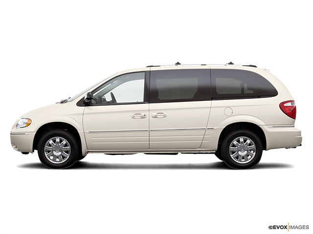 2006 Chrysler Town & Country LWB Vehicle Photo in Twin Falls, ID 83301