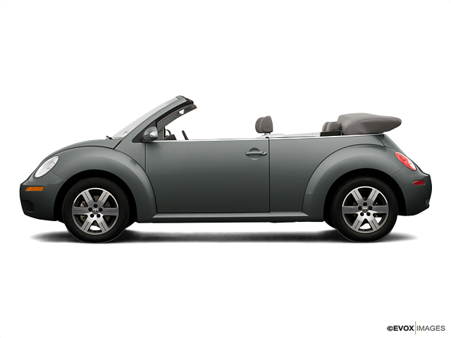 2006 Volkswagen New Beetle Convertible Vehicle Photo in Joliet, IL 60435