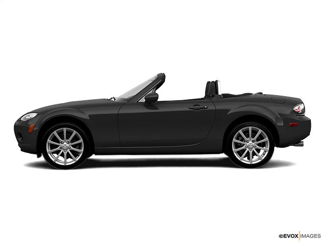 Tulsa Brilliant Black 2006 Mazda Mx 5 Miata Used Car For Sale