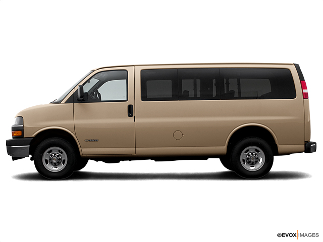 2006 Chevrolet Express Passenger Vehicle Photo in Colorado Springs, CO 80905