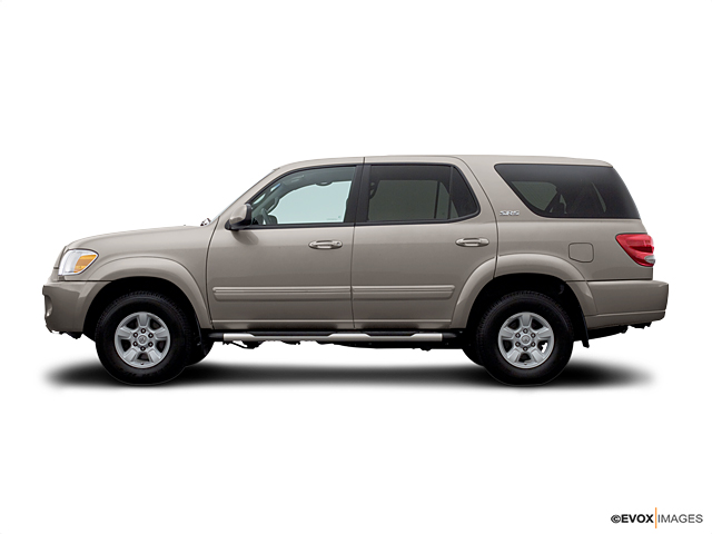 2006 Toyota Sequoia Vehicle Photo in Fort Worth, TX 76180