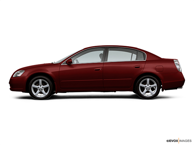 2006 Nissan Altima Vehicle Photo In Rocky Mount, NC 27804