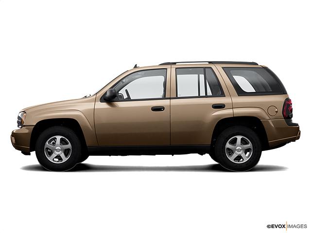 2006 Chevrolet TrailBlazer Vehicle Photo in Danville, KY 40422