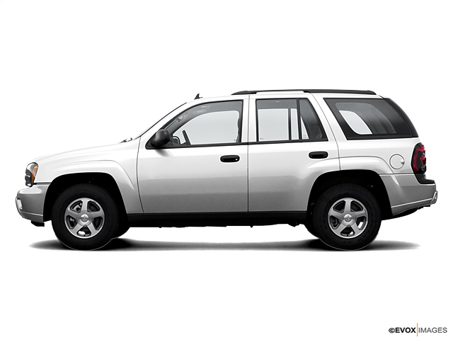 2006 Chevrolet TrailBlazer Vehicle Photo in Sioux City, IA 51101