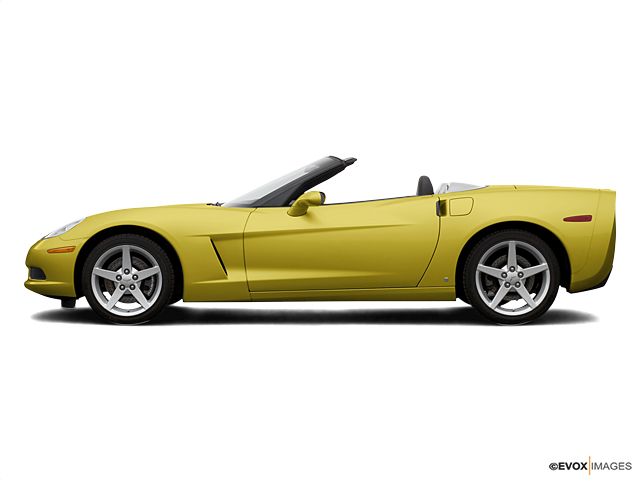 2006 Chevrolet Corvette Vehicle Photo in Ellwood City, PA 16117