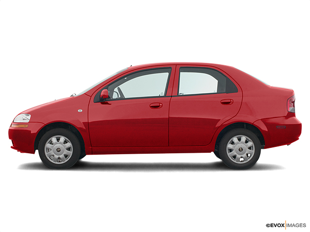 2006 Chevrolet Aveo Vehicle Photo in Moon Township, PA 15108