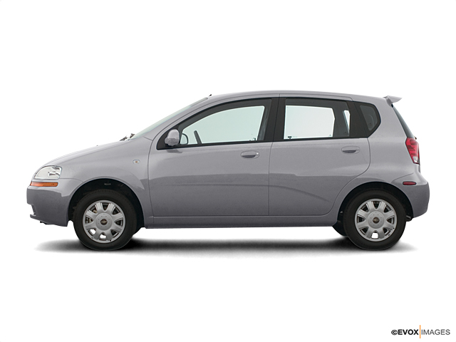 2006 Chevrolet Aveo Vehicle Photo in Danville, KY 40422