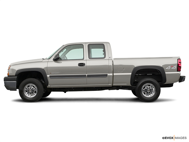 2006 Chevrolet Silverado 2500HD Vehicle Photo in Enid, OK 73703