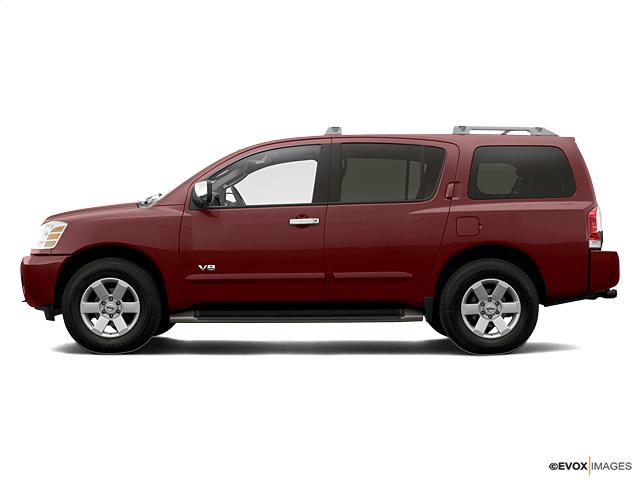 2006 Nissan Armada Vehicle Photo in Harvey, LA 70058