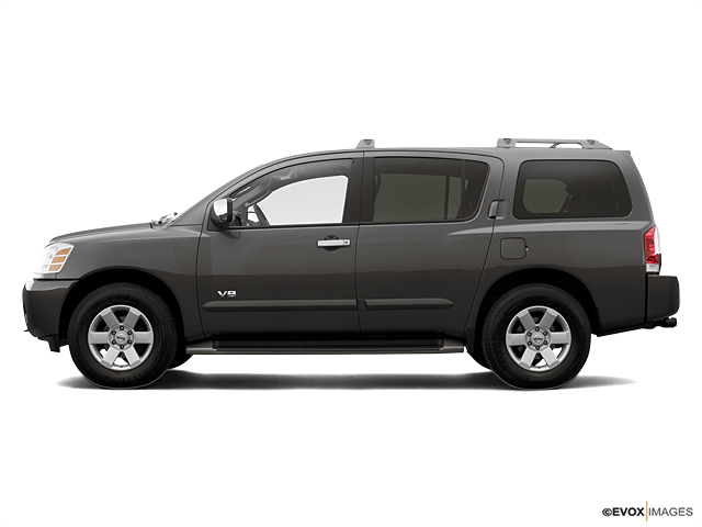 2006 Nissan Armada Vehicle Photo in Plainfield, IL 60586-5132