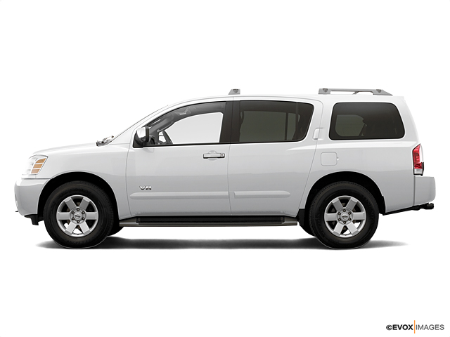 2006 Nissan Armada Vehicle Photo in Tallahassee, FL 32304