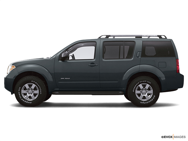 2006 Nissan Pathfinder Vehicle Photo in Danvers, MA 01923